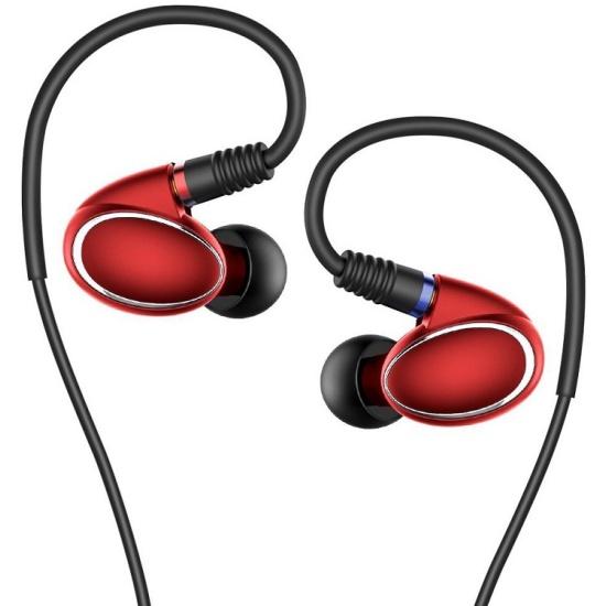 <b>Наушники Fiio FH1</b>, красный — купить в интернет-магазине ...