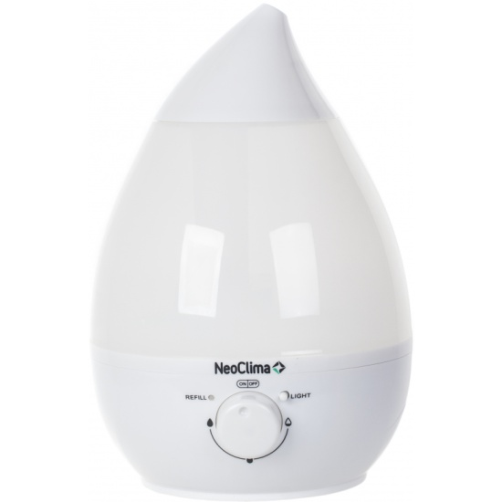 Увлажнитель воздуха NeoClima NHL-220L белый — купить в интернет-магазине ОНЛАЙН ТРЕЙД.РУ