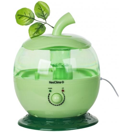 Увлажнитель воздуха Neoclima NHL-260 A зеленый — купить в интернет-магазине ОНЛАЙН ТРЕЙД.РУ