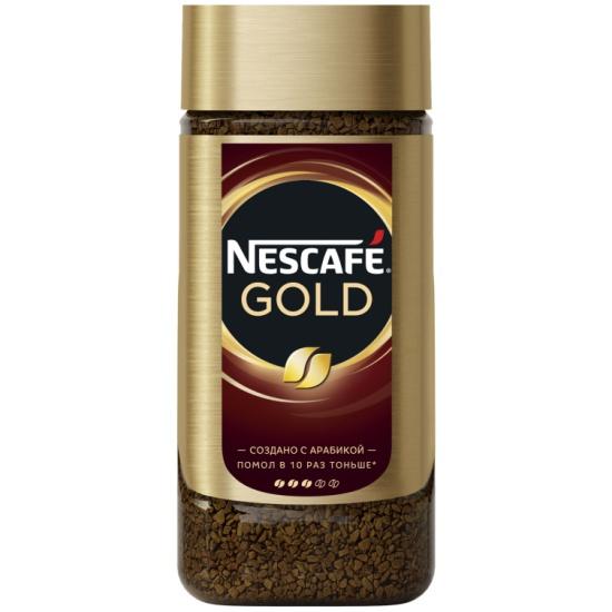 Кофе NESCAFE® Gold натуральный, 190 гр. 4606272002269 - купить по выгодной цене в интернет-магазине ОНЛАЙН ТРЕЙД.РУ Уфа