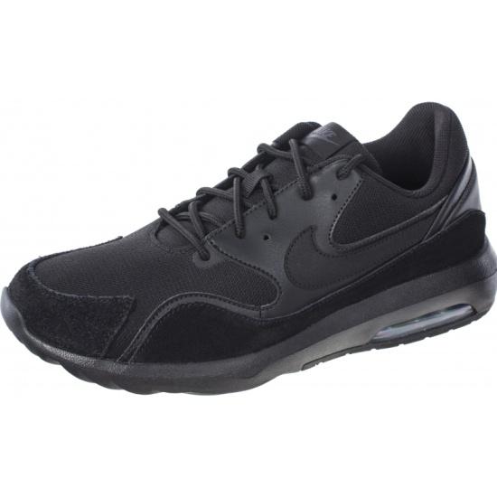 9121da46 Кроссовки NIKE 916781-006 Air Max Nostalgic Shoe мужские, цвет черный,  размер 44