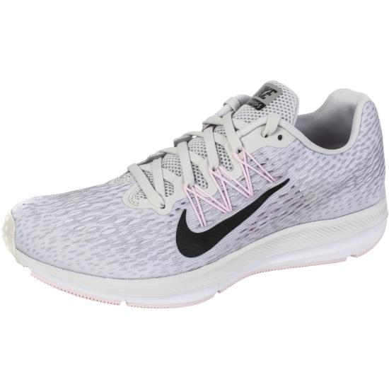 88b9688d Кроссовки Nike AA7414-013 Air Zoom Winflo 5 женские, цвет розовый, размер 5