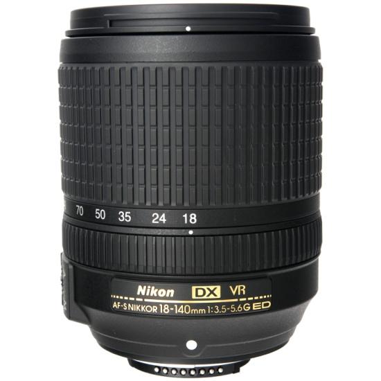 Объектив Nikon 18-140mm f/3.5-5.6G ED VR AF-S DX Nikkor — купить в интернет-магазине ОНЛАЙН ТРЕЙД.РУ