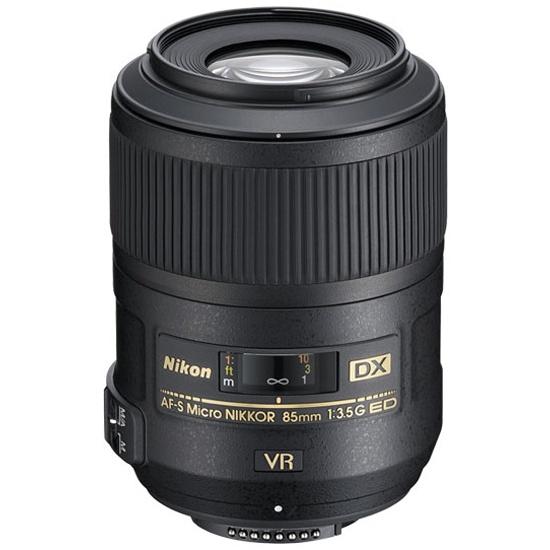 Объектив Nikon 85 mm f/3.5G ED VR DX AF-S Micro-Nikkor JAA637DA - купить по выгодной цене в интернет-магазине ОНЛАЙН ТРЕЙД.РУ Брянск