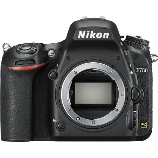 Цифровой зеркальный фотоаппарат Nikon D750 Body — купить в интернет-магазине ОНЛАЙН ТРЕЙД.РУ
