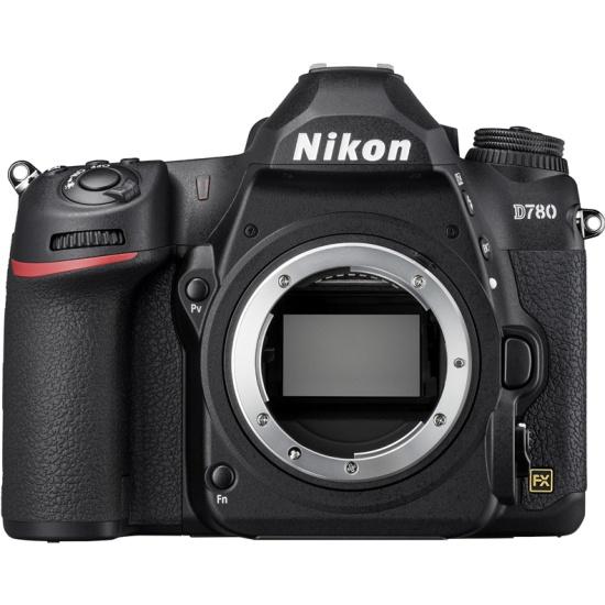 Цифровой зеркальный фотоаппарат Nikon D780 Body VBA560AE - низкая цена, доставка или самовывоз по Калуге. Цифровой зеркальный фотоаппарат Никон D780 Body купить в интернет магазине ОНЛАЙН ТРЕЙД.РУ