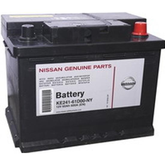 Аккумулятор NISSAN KE241-61D00NY обратная полярность 61 Ач — купить в интернет-магазине ОНЛАЙН ТРЕЙД.РУ