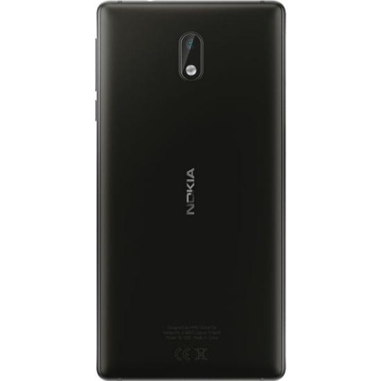 8eaee62f8ba6e Смартфон Nokia 3 Dual sim (TA-1032) Black Изображение 2 - купить в