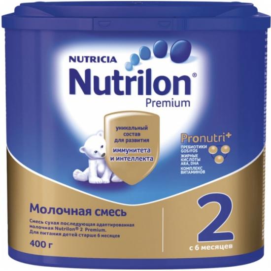 Молочная смесь Nutrilon (Нутрилон) 2 Premium, с 6 до 12 мес., 400 гр. 8712400764285 - низкая цена, доставка или самовывоз по Калуге. Молочная смесь Nutrilon (Нутрилон) 2 Premium, с 6 до 12 мес., 400 гр. купить в интернет магазине ОНЛАЙН ТРЕЙД.РУ