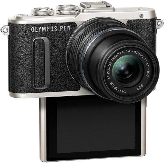 страшной профессиональная фотокамера олимпус для этой модели