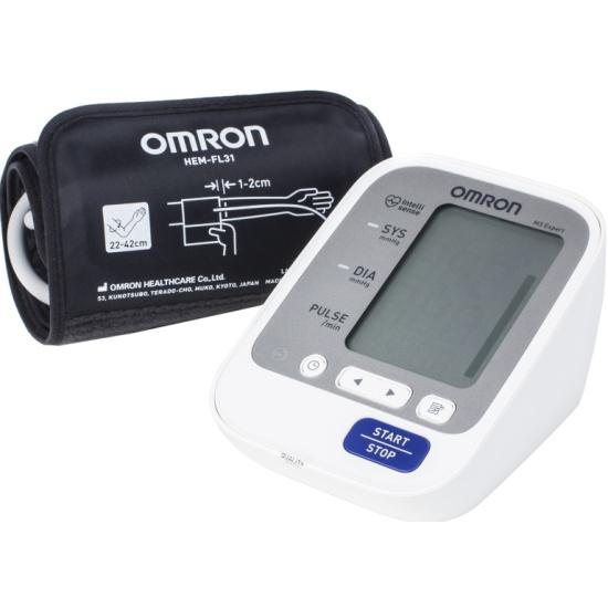 Тонометр OMRON M3 Comfort, автоматический (HEM-7134-E) — купить в интернет-магазине ОНЛАЙН ТРЕЙД.РУ