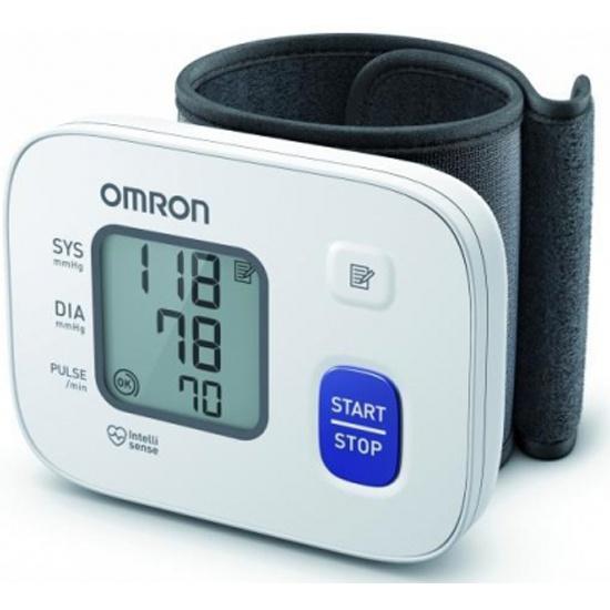 Тонометр OMRON RS2 автоматический, на запястье — купить в интернет-магазине ОНЛАЙН ТРЕЙД.РУ