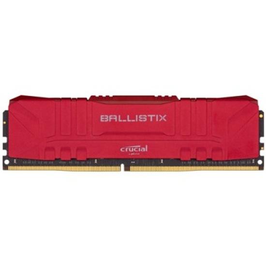 Оперативная память Crucial DDR4 16Gb 3600 Mhz pc- 28800 Ballistix Red BL16G36C16U4R- купить по выгодной цене в интернет-магазине ОНЛАЙН ТРЕЙД.РУ Уфа