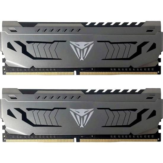 Оперативная память Patriot DDR4 16Gb (2x8Gb) 3200MHz pc-25600 Viper Steel (PVS416G320C6K)- купить по выгодной цене в интернет-магазине ОНЛАЙН ТРЕЙД.РУ Санкт-Петербург