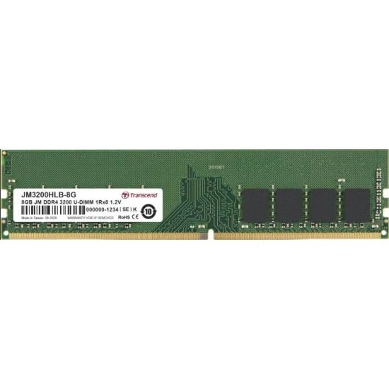 Оперативная память Transcend DDR4 8Gb 3200MHz pc-25600 (JM3200HLB-8G) — купить в интернет-магазине ОНЛАЙН ТРЕЙД.РУ