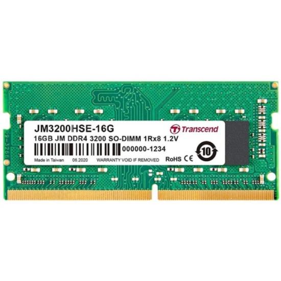 Оперативная память Transcend SO-DIMM DDR4 16Gb 3200 MHz pc-25600 (JM3200HSE-16G)- купить по выгодной цене в интернет-магазине ОНЛАЙН ТРЕЙД.РУ Санкт-Петербург