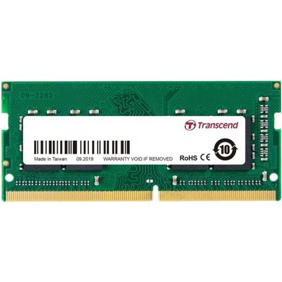 Оперативная память Transcend SO-DIMM DDR4 32Gb 2666 MHz pc-21300 (JM2666HSE-32G)- купить по выгодной цене в интернет-магазине ОНЛАЙН ТРЕЙД.РУ Санкт-Петербург