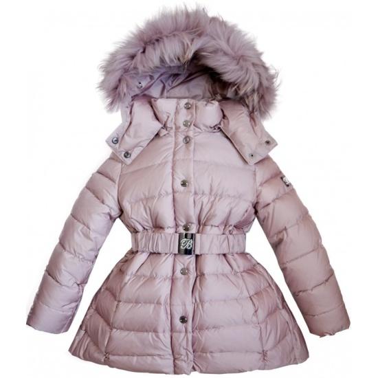 c5cddbc422b Пуховое пальто Borelli G15836-1-14з для девочки