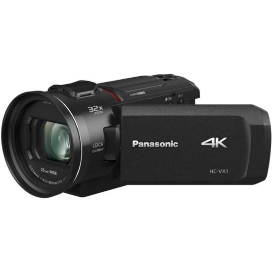 Видеокамера Panasonic HC-VX1EE-K 4K