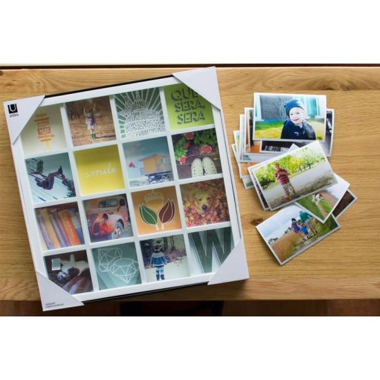 Conceal Boekenplank Umbra : Панно для фотографий umbra gridart белое u купить в интернет