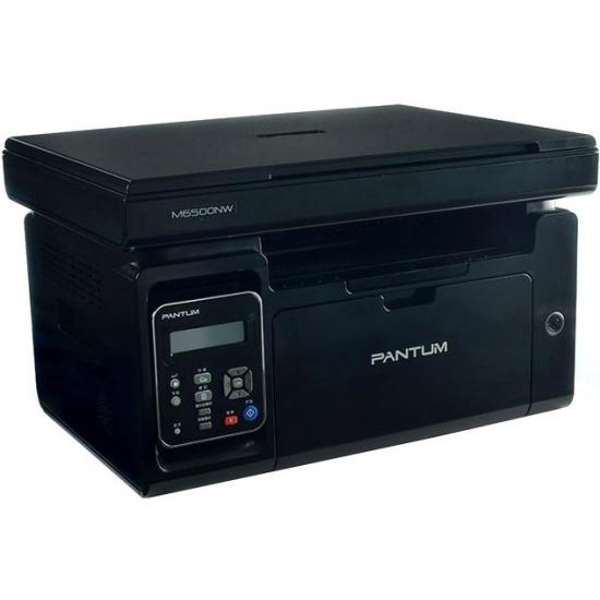 Лазерное МФУ Pantum M6500W- купить по выгодной цене в интернет-магазине ОНЛАЙН ТРЕЙД.РУ Тула