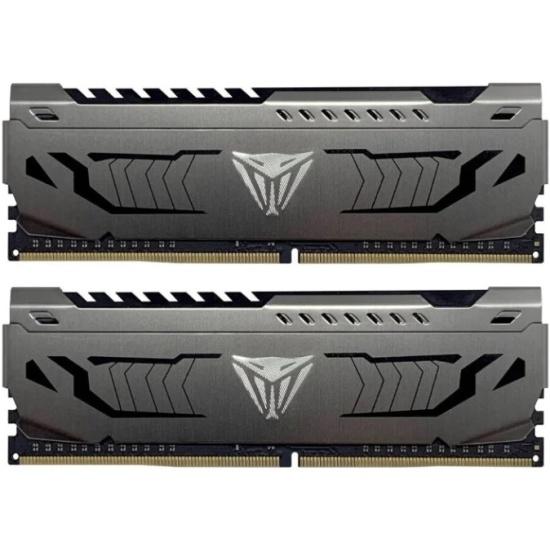 Оперативная память Patriot DDR4 8Gb (2x4Gb) 3200MHz pc-25600 (PVS48G320C6K) — купить в интернет-магазине ОНЛАЙН ТРЕЙД.РУ