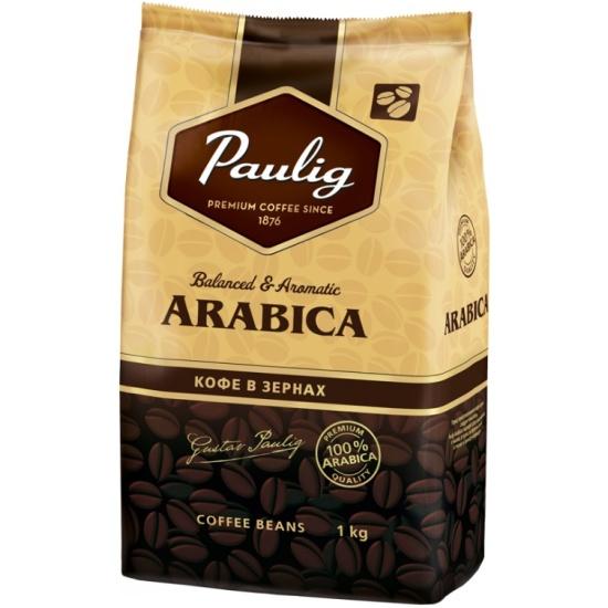 Кофе в зернах Paulig Arabica 1 кг — купить в интернет-магазине ОНЛАЙН ТРЕЙД.РУ