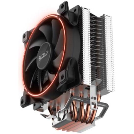 Кулер для процессора PCCooler GI-X4R Изображение 2 - купить в интернет магазине с доставкой, цены, описание, характеристики, отзывы