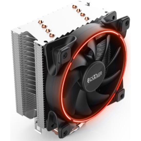 Кулер для процессора PCCooler GI-X4R Изображение 4 - купить в интернет магазине с доставкой, цены, описание, характеристики, отзывы