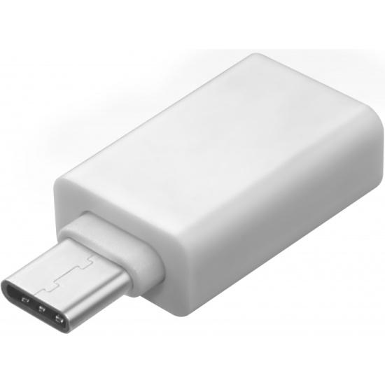 Greenconnect USB Type C - USB 2.0 AM 1m Black GCR-UC1AM-BB2S-1.0m