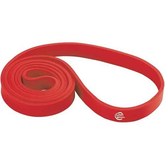 Петля тренировочная многофункциональная Lite Weights 208*1,3*0,45см 0815LW (15кг, красная) - купить в интернет-магазине ОНЛАЙН ТРЕЙД.РУ
