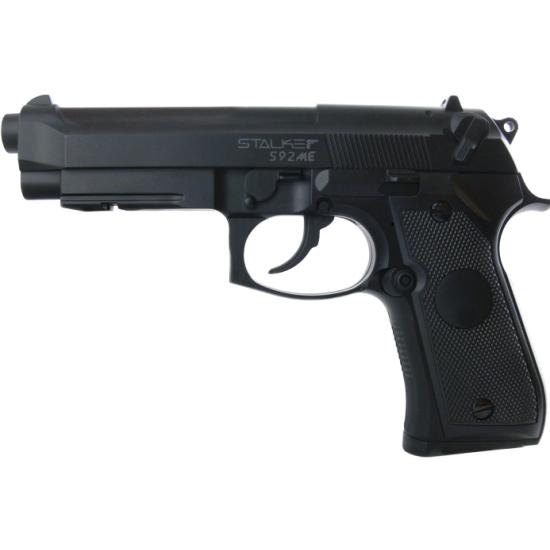 Пистолет пневматический STALKER S92ME (аналог Beretta 92) 6900092110516 - купить по выгодной цене в интернет-магазине ОНЛАЙН ТРЕЙД.РУ Санкт-Петербург