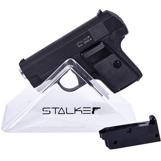 Пистолет пневматический STALKER SA25M Spring (аналог Colt 25) — купить в интернет-магазине ОНЛАЙН ТРЕЙД.РУ
