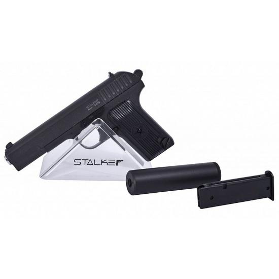 Пистолет пневматический STALKER SATTS Spring (аналог ТТ) — купить в интернет-магазине ОНЛАЙН ТРЕЙД.РУ