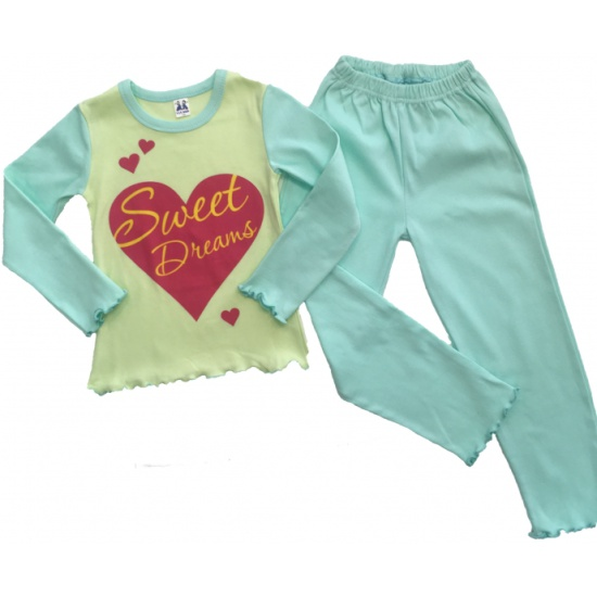 Пижама K R BABY Z-003 2 для девочки ff5406b7f5dd0