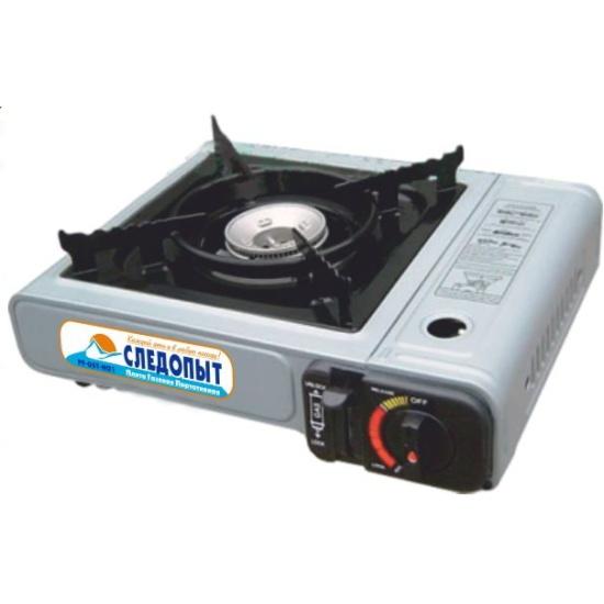Плита газовая СЛЕДОПЫТ (0033230) — купить в интернет-магазине ОНЛАЙН ТРЕЙД.РУ