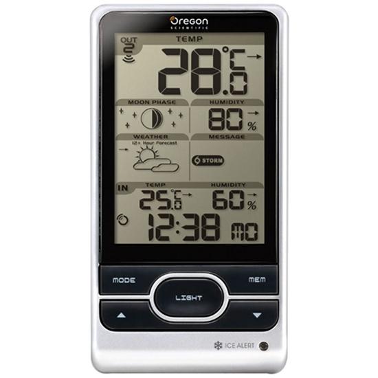 Метеостанция Oregon Scientific BAR208HG — купить в интернет-магазине ОНЛАЙН ТРЕЙД.РУ