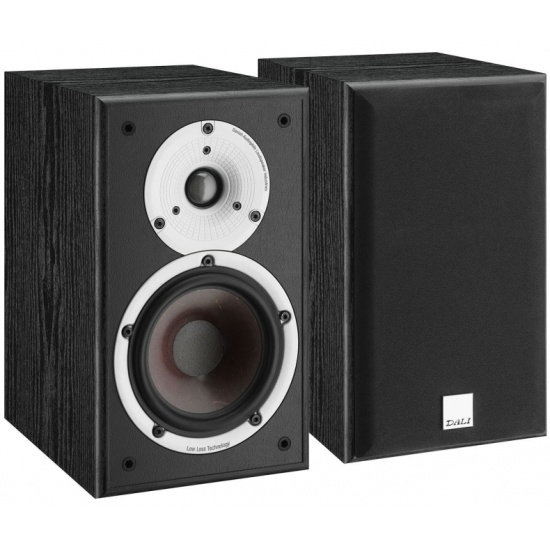 Полочная акустическая система DALI SPEKTOR 2, черный, пара 264023 - купить по выгодной цене в интернет-магазине ОНЛАЙН ТРЕЙД.РУ Санкт-Петербург