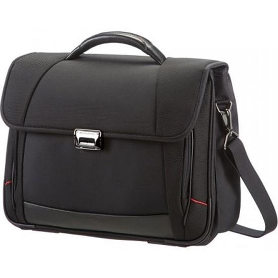 10e5ae448f72 Портфель для ноутбука 16 Samsonite PRO-DLX 4 Черный (35V-09005) — купить в  интернет-магазине ОНЛАЙН ТРЕЙД.РУ