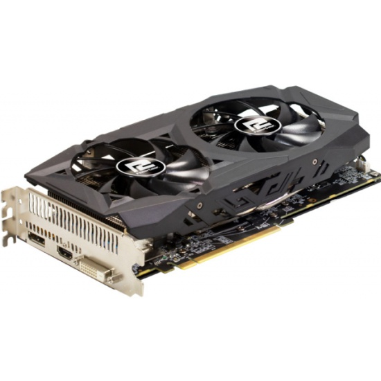 Видеокарта PowerColor Radeon RX 580 8192Mb AXRX 580 8GBD5-DHDM- купить по выгодной цене в интернет-магазине ОНЛАЙН ТРЕЙД.РУ Волгоград
