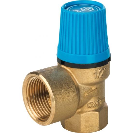Предохранительный клапан STOUT для систем водоснабжения 6-1/2 — купить в интернет-магазине ОНЛАЙН ТРЕЙД.РУ