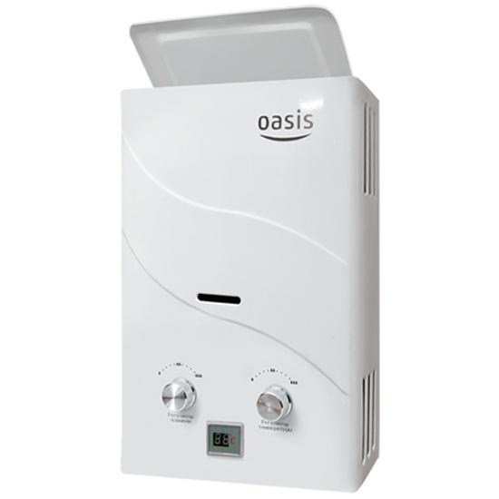 Газовый проточный водонагреватель Oasis B-12W — купить в интернет-магазине ОНЛАЙН ТРЕЙД.РУ