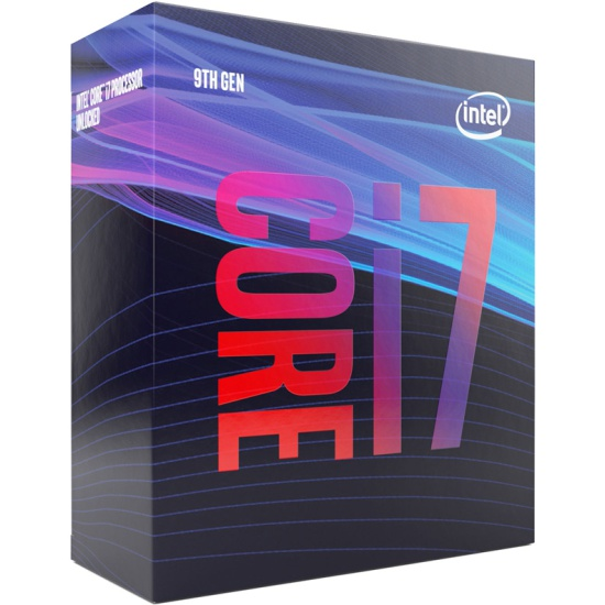 Процессор INTEL Core i7-9700 LGA1151-v2 BOX (Coffee Lake) BX80684I79700 - купить по выгодной цене в интернет-магазине ОНЛАЙН ТРЕЙД.РУ Санкт-Петербург