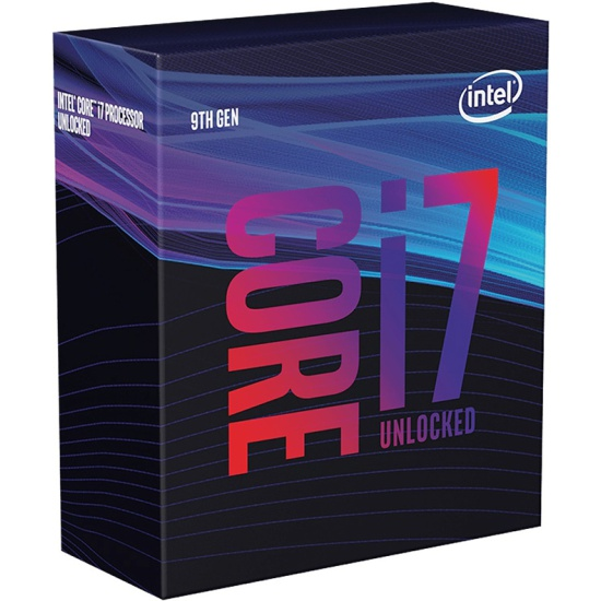Процессор INTEL Core i7-9700K LGA1151v2 BOX (Coffee Lake Refresh) BX80684I79700K - низкая цена, доставка или самовывоз по Краснодару. Процессор Интел Core i7-9700K LGA1151v2 BOX (Coffee Lake Refresh) купить в интернет магазине ОНЛАЙН ТРЕЙД.РУ
