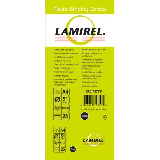 Пластиковые пружины 38 мм (280-340 листов) белые 50 шт. Office Kit (BP2111)