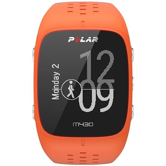 Смарт-часы POLAR M430 оранжевые 90064410 - низкая цена, доставка или самовывоз в Ростове-на-Дону. Смарт-часы Полар M430 оранжевые купить в интернет магазине ОНЛАЙН ТРЕЙД.РУ.