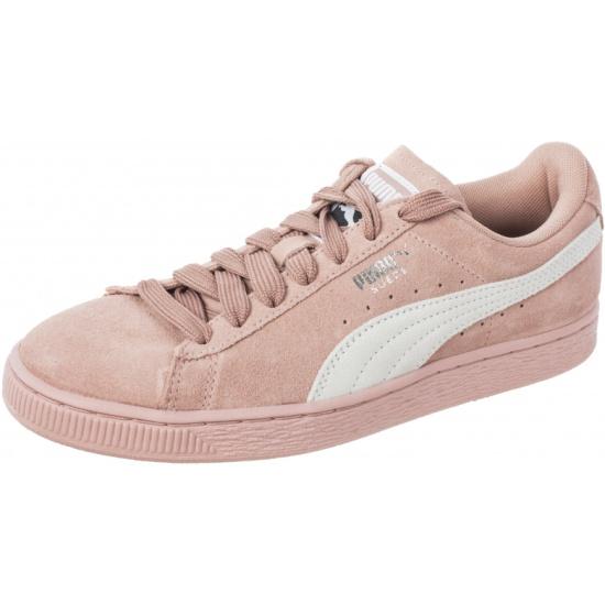 5d07b9ea Кроссовки PUMA 35546267 Suede Classic женские, цвет розовый, размер 37 -  купить в интернет