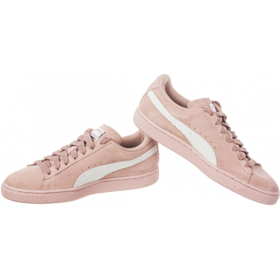 65560b18 Кроссовки PUMA 35546267 Suede Classic женские, цвет розовый, размер 37  Изображение 5 - купить