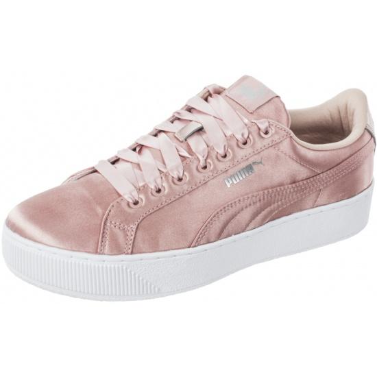 ab21a7d3 Кроссовки PUMA 36523901 Vikky Platform EP женские, цвет розовый, размер 38  - купить в