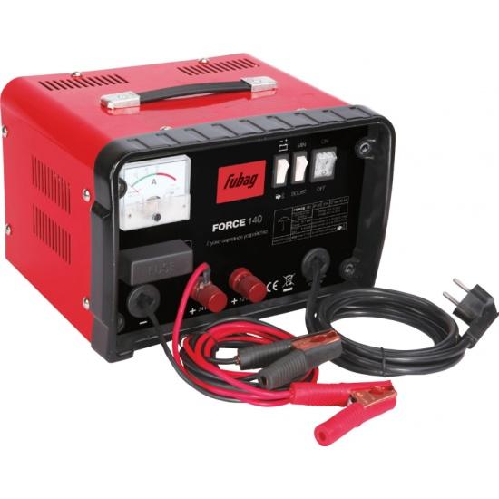 Пуско-зарядное устройство FUBAG FORCE 140 68833 - купить по выгодной цене в интернет-магазине ОНЛАЙН ТРЕЙД.РУ Пенза